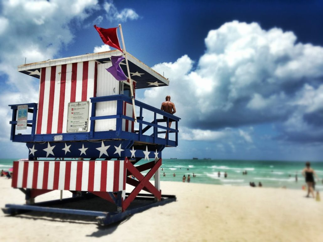 Labor Day Weekend In Miami Beach Florida